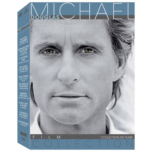 Collection Michael Douglas (1987-2001)