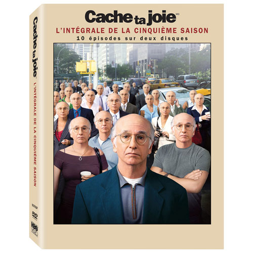 Curb Your Enthusiasm: The Complete Fifth Season (French) (2005)