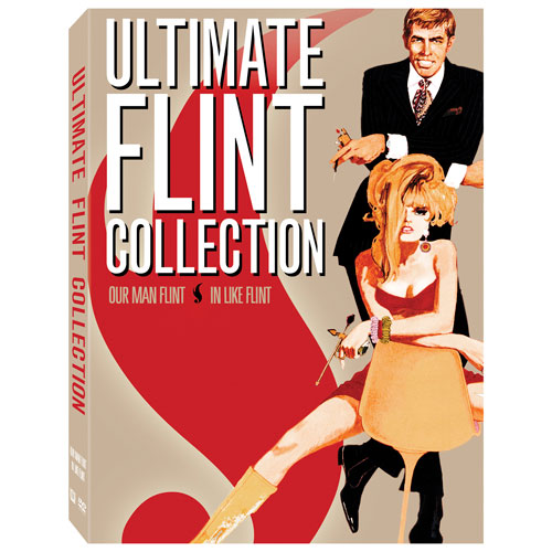 Ultimate Flint Collection (Full Screen) (1966)