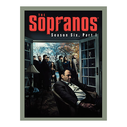 Sopranos - Season 6, Part 1 (2006)