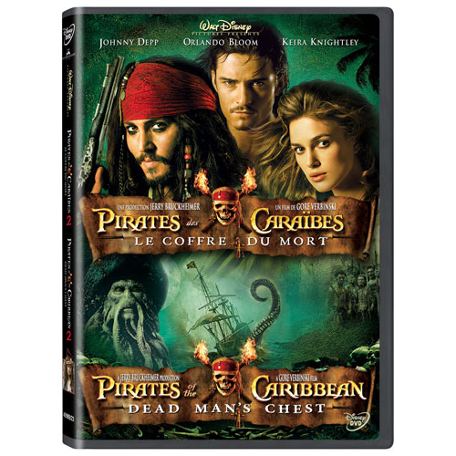 Pirates Of The Caribbean: Dead Man's Chest (Widescreen) (French) (2006)