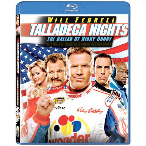 Talladega Nights: The Ballad of Ricky Bobby (Blu-ray) (2006)