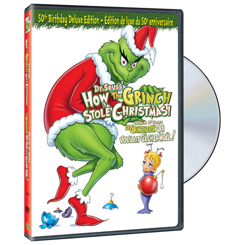 How the Grinch Stole Christmas (Deluxe Edition) (1966)