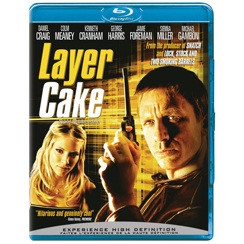Layer Cake (Bilingue) (2005) (Blu-ray)