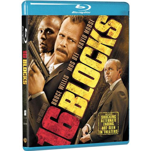 16 Blocks (Blu-ray) (2006)