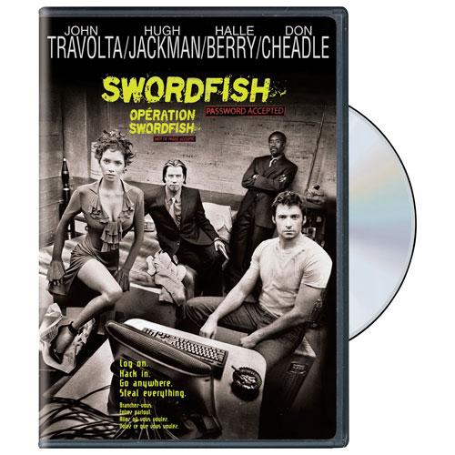 Swordfish (Blu-ray) (2001)