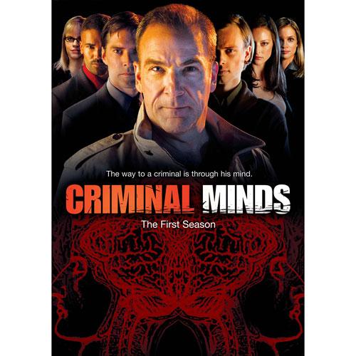Criminal Minds - L'intégrale de la première saison (2005-2006)