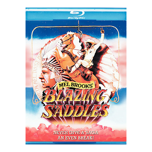 Blazing Saddles (Blu-ray) (1974)