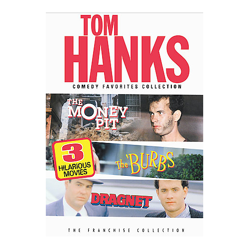 Tom Hanks: Comedy Favorites Collection (1986-1989)