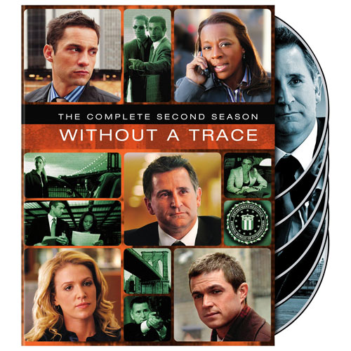 Without A Trace - The Complete Second Season (Widescreen) (2003)
