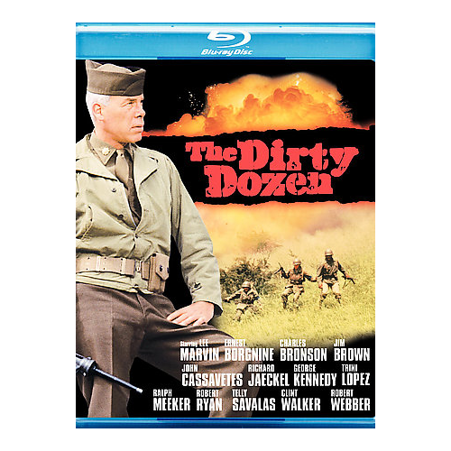 Dirty Dozen (1967) (Blu-ray)