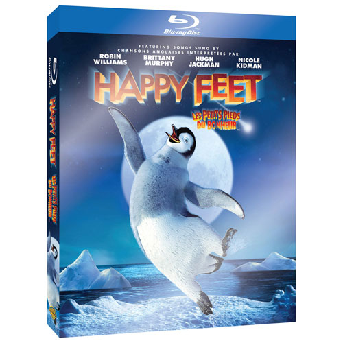 Happy Feet (Blu-ray) (2006)