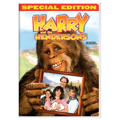 Harry and the Hendersons (Full Screen) (1987)