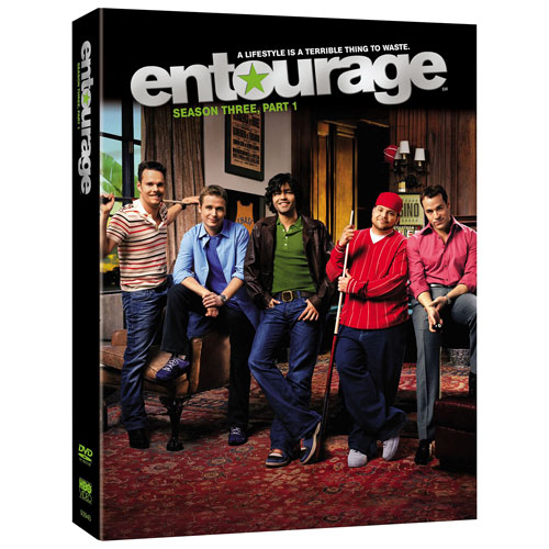 Entourage - saison 3, Part 1 (Panoramique) (2006)