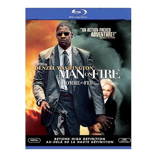 Man on Fire (Blu-ray) (2004)