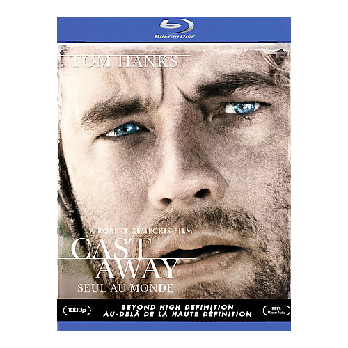 Cast Away (Blu-ray) (2000)