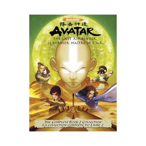 The Last Airbender: The Complete Book 2 Collection (2007)