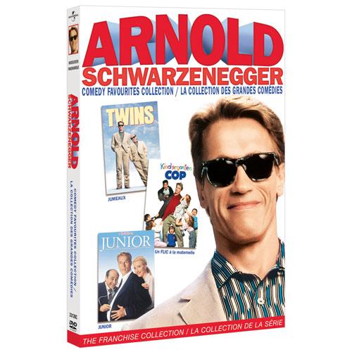 Arnold Schwarzenegger: Comedy Favorites Collection (Plein écran) (1989)