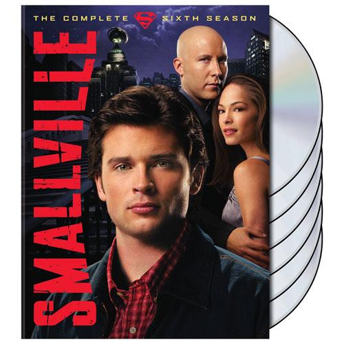 Smallville - The Complete Sixth Season (Widescreen) (2006)