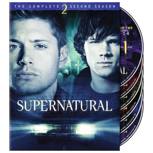 Supernatural - L'intégrale de la deuxième saison (Panoramique) (2006)