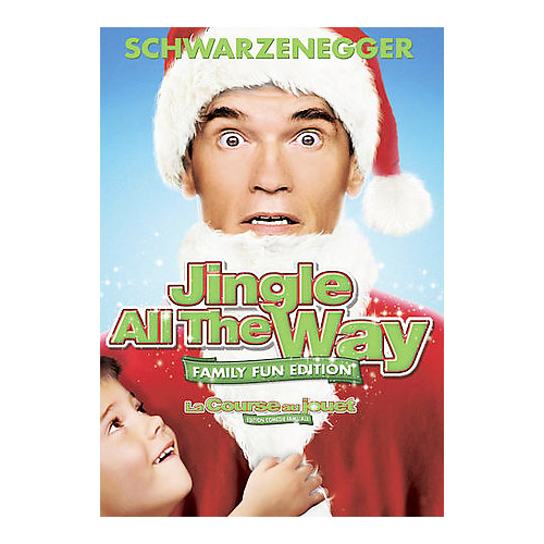 Jingle All the Way (Widescreen) (1996)