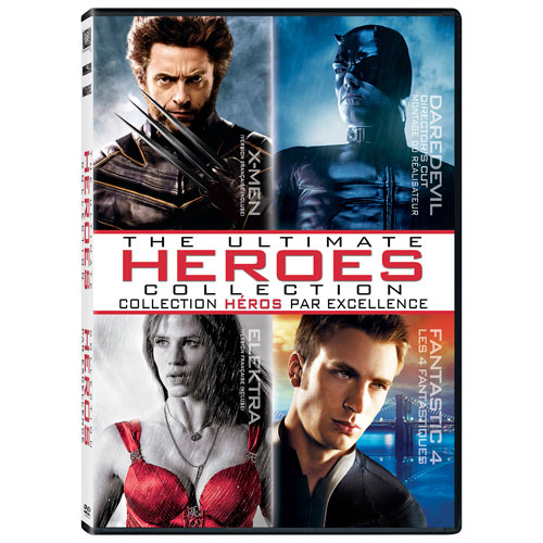 Ultimate Heroes Collection (2000-2005)