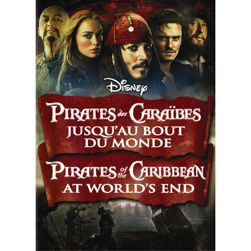 Pirates Of The Caribbean: At World's End (Version française) (2007)
