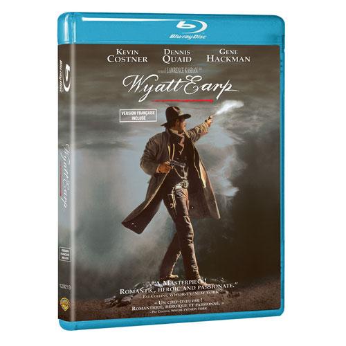 Wyatt Earp (Blu-ray) (1994)