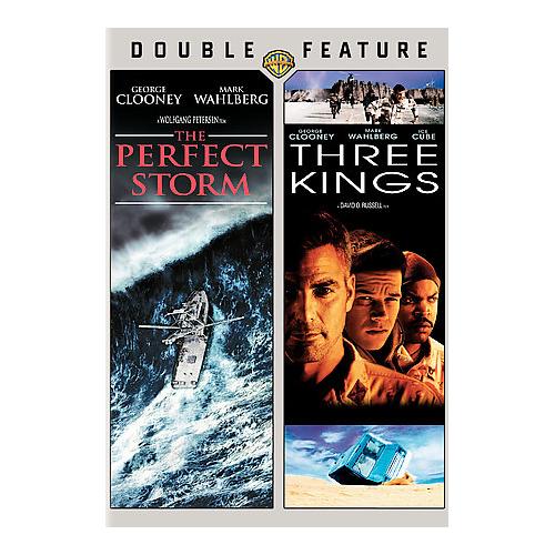 Perfect Storm/Three Kings (Full Screen)