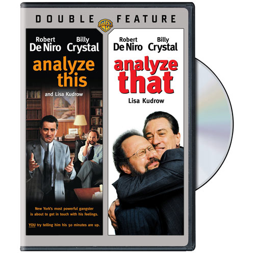 Analyze That/Analyze This 2-Pack (Full Screen) (1999)