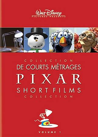 Pixar Short Films Collection - Vol. 1 (French) (2007)