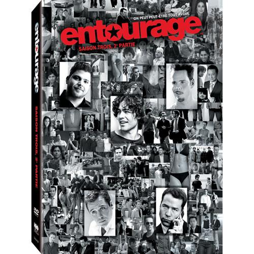 Entourage: Season 3 Part 2 (French) (2007)