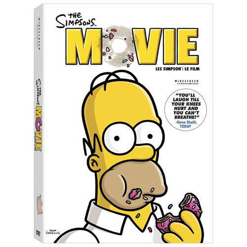 Simpsons Movie (Widescreen) (2007)