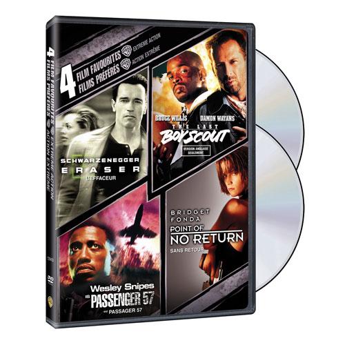 4 Film Favorites: Extreme Action (1991)