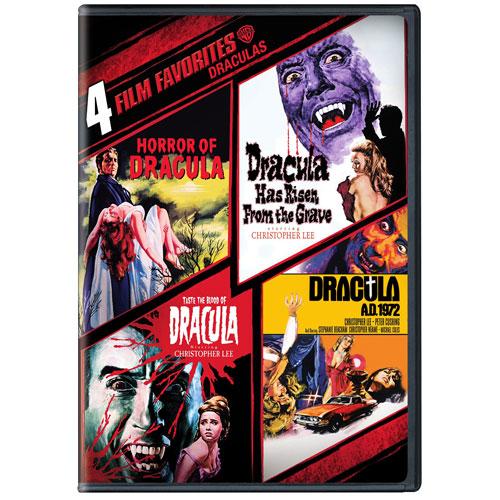 4 Film Favorites: Draculas (Full Screen) (2007)