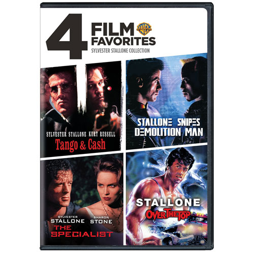 4 Film Favorites: Sylvester Stallone (2007)