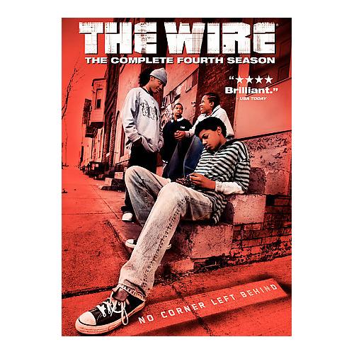 Wire: L'intégrale de la quatrième saison