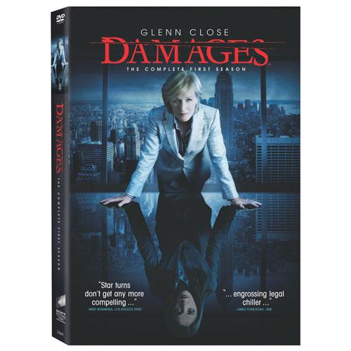 Dommages et intérêts - L'intégrale de la saison 1 (Plein écran) (2007)