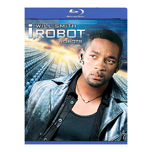 I, Robot (Blu-ray) (2004)