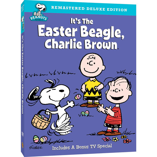 Peanuts: It's the Easter Beagle, Charlie Brown (Full Screen)