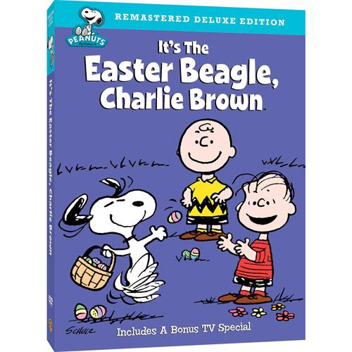 Peanuts: It's the Easter Beagle, Charlie Brown (plein écran)