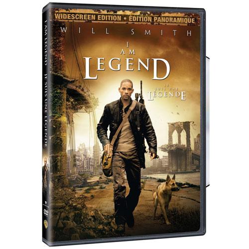 I Am Legend (écran large) (2007)