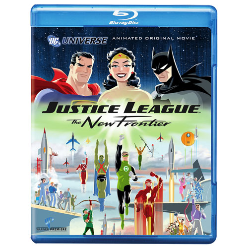 Justice League: The New Frontier (Blu-ray) (2007)