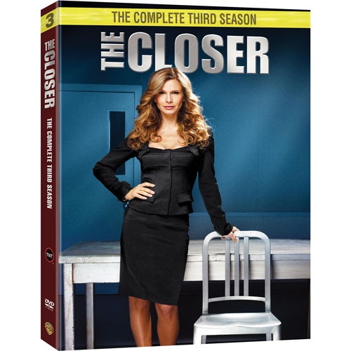 Closer - The Complete Third Season (Full Screen) (2007)