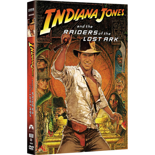Indiana Jones And The Raiders Of The Lost Ark (édition spéciale) (panoramique) (1981)