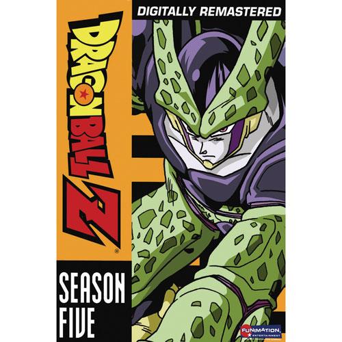 Dragon Ball Z - Season 5 (Widescreen) (1991)