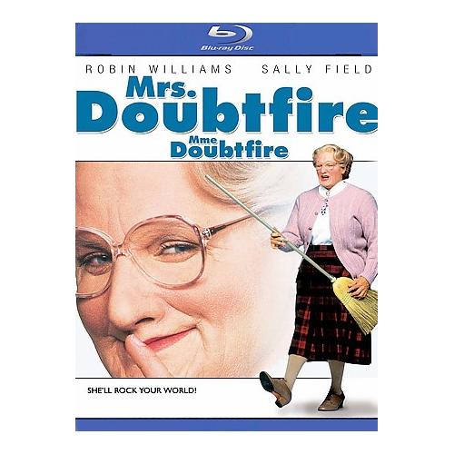 Mrs. Doubtfire (Blu-ray) (1993)