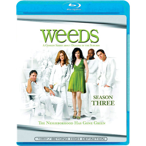 Weeds: Troisième saison (Blu-ray) (2007)