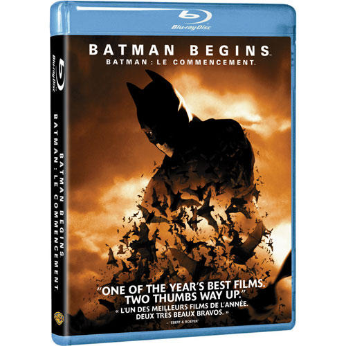 Batman Begins (DC Universe) (Blu-ray) (2005)