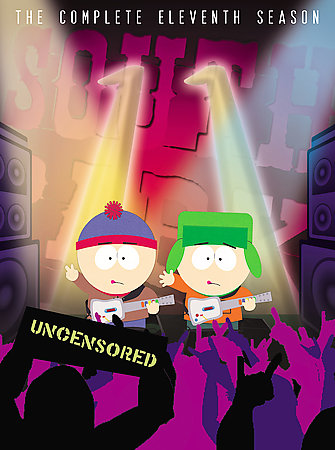 South Park - The Complete Eleventh Season (Full Screen) (2007)